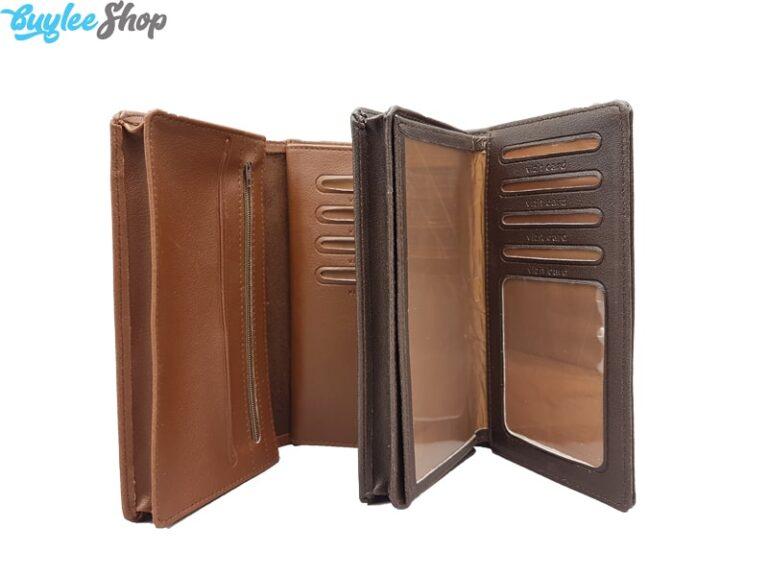 کیف پول مردانه مدل Leather Plus