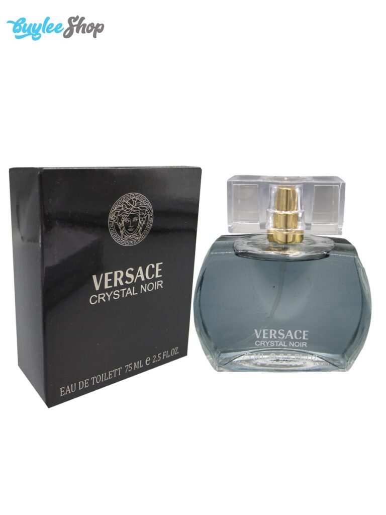 ادکلن زنانه ورساچه Versace Crystal Noir