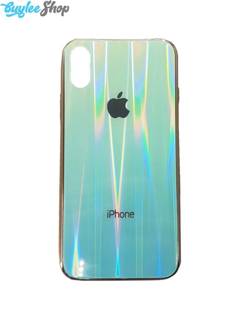 کاور طرح لیزری آیفون iPhone X/Xs