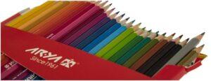 خرید مداد رنگی آریا