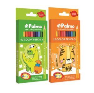 خرید مداد رنگی پالمو