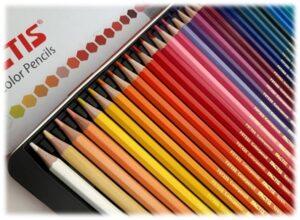 خرید مداد رنگی 36 رنگ فکتیس