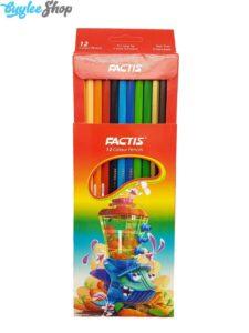 مداد رنگی فکتیس