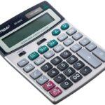 ماشین حساب کاتیگا مدل CD-2372