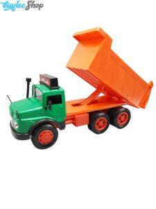 ماشین بازی کامیون مدل بنز مایلر