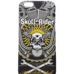 کاور LEOLEO طرح iPhone 6/6S Skull Rider