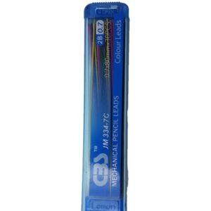 نوک مدادنوکی 0.7 میلی متری سی بی اس مدل JM334-7C