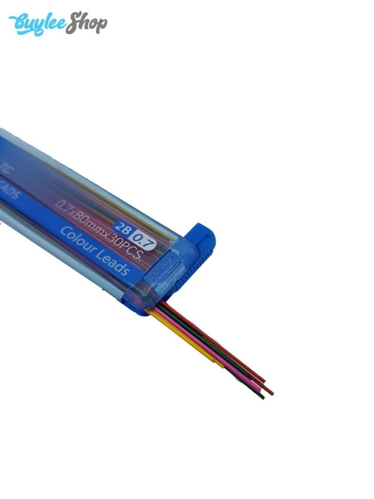 نوک مداد نوکی 0.7 میلی متری سی بی اس مدل JM334-7C