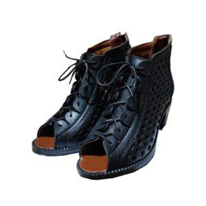 کفش زنانه بنددار عمده سری 12 جفت