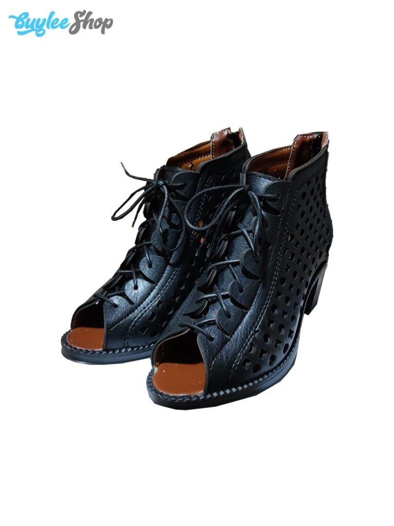 کفش زنانه و دخترانه بندی عمده سری 12 جفت