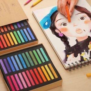 پاستل و مدادشمعی