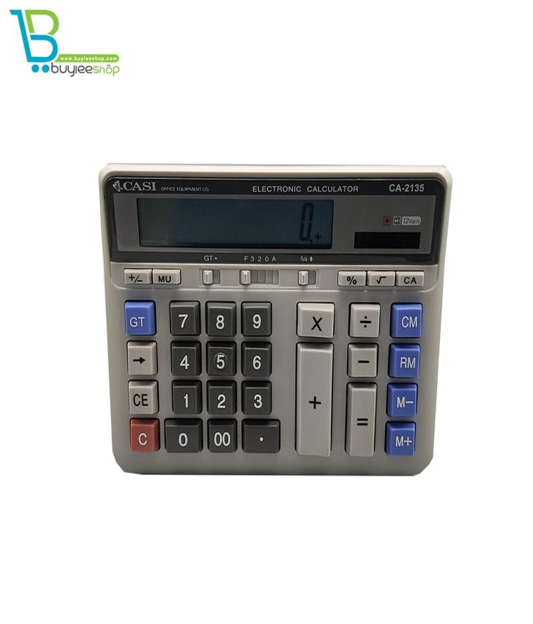 ماشین حساب کاسی مدل CA-2135